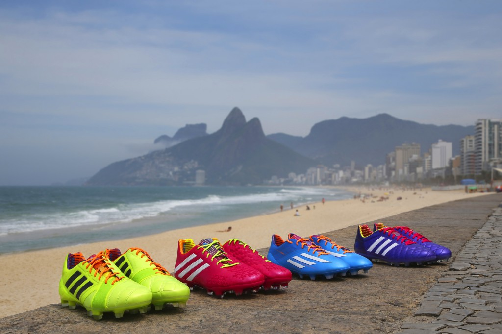 online store 1151d d059c Pour la toute première fois et dans le cadre du lancement d une nouvelle  plateforme de communication « all in or nothing », adidas annonce un  renouveau de ...