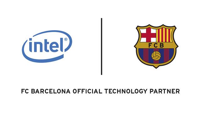 Intel FC barcelona sponsoring technology partner