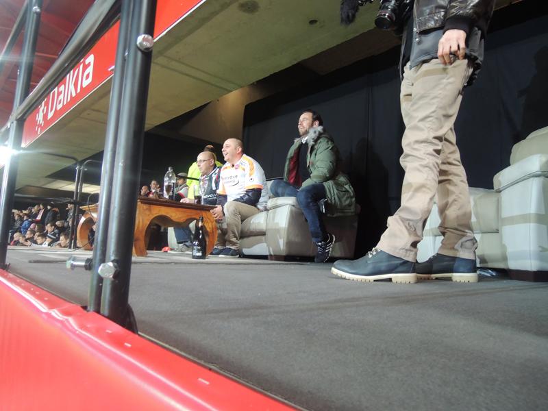 Prévoir assurances valenciennes FC supporter salon agence ledouze