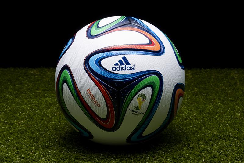 brazuca adidas ballon officiel coupe du monde 2014