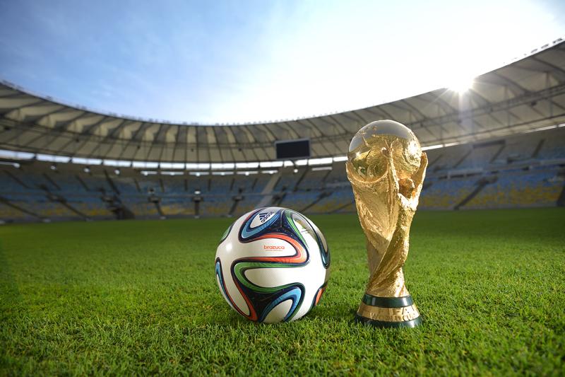 brazuca official match ball world cup 2014