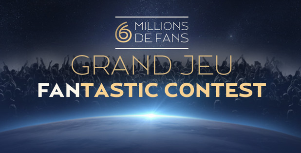 fantastic contest PSG 6 millions de fans Facebook